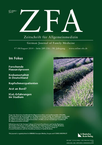 ZFA Issue 7/2014