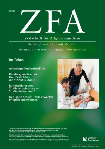 ZFA Issue 2/2011