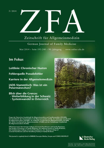 ZFA Issue 5/2014