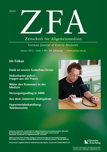 ZFA Issue 1/2012