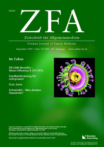 ZFA Issue 9/2009
