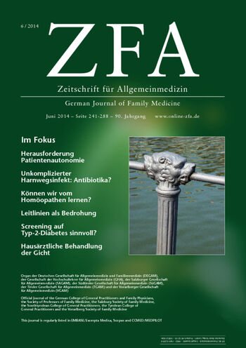 ZFA Issue 6/2014