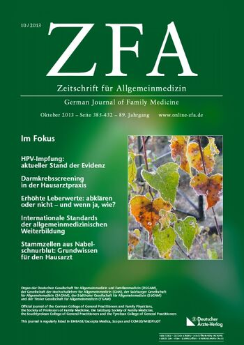 ZFA Issue 10/2013