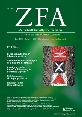 ZFA Issue 6/2013