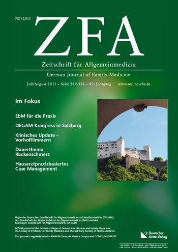 ZFA Issue 7/2011