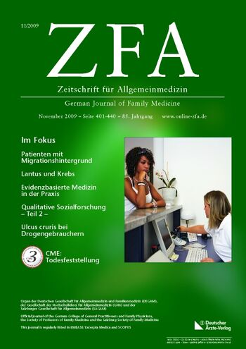 ZFA Issue 11/2009