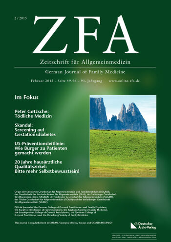 ZFA Issue 2/2015