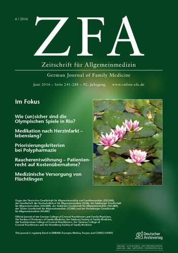ZFA Issue 6/2016