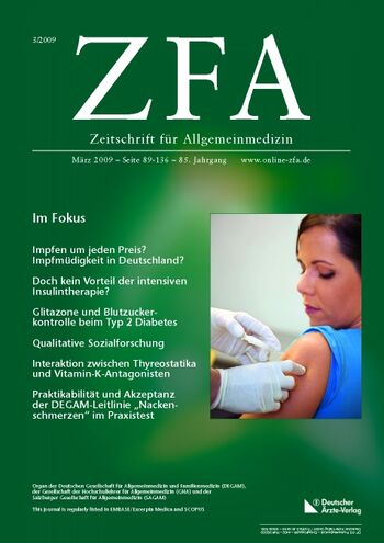 ZFA Issue 3/2009