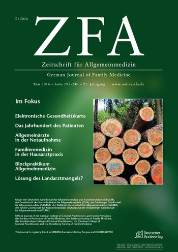 ZFA Issue 5/2016