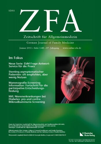 ZFA Issue 1/2011