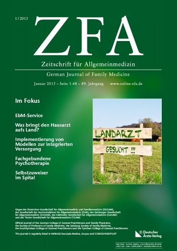 ZFA Issue 1/2013