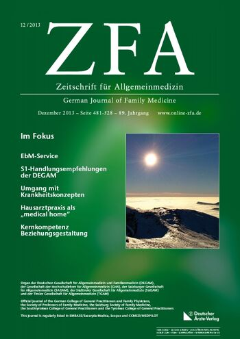 ZFA Issue 12/2013