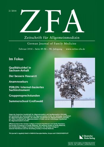 ZFA Issue 2/2014
