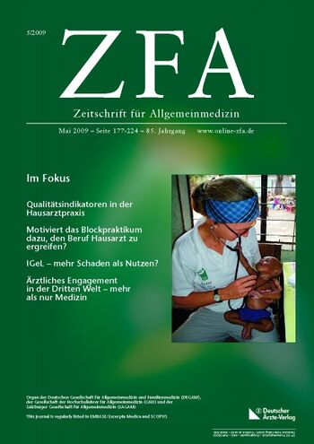 ZFA Issue 5/2009