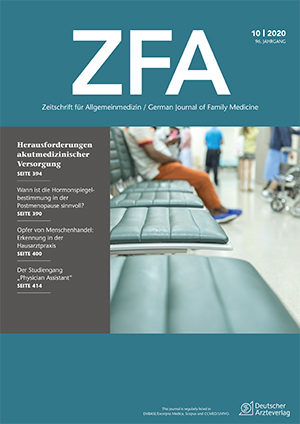 ZFA Issue 10/2020