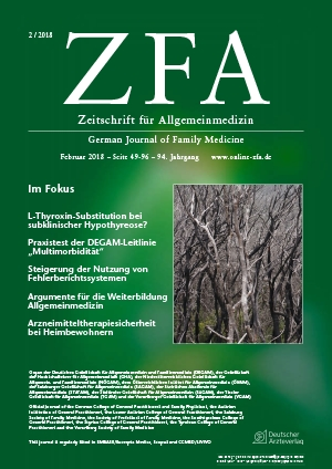 ZFA Issue 2/2018