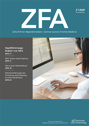 ZFA Issue 2/2020
