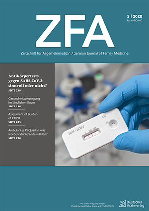 ZFA Issue 5/2020