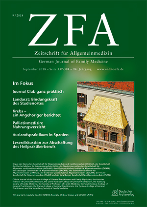 ZFA Issue 9/2018